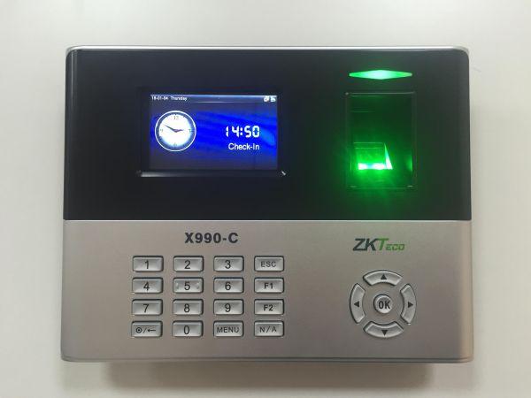 ZKTECO X990