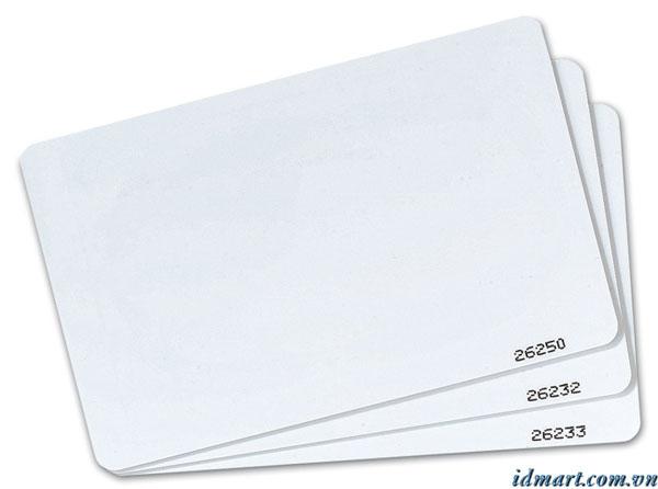 Thẻ proximity mỏng