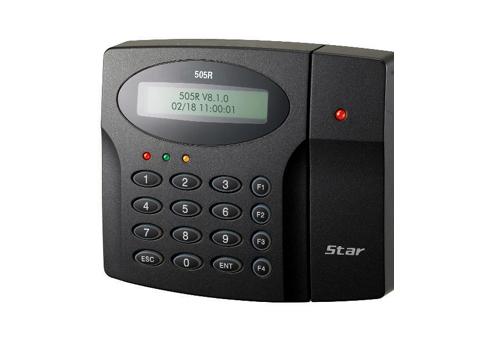Máy chấm công thẻ từ và mã PIN IDTECK IP505R