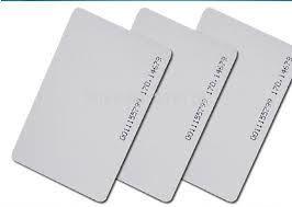 Các loại thẻ rfid