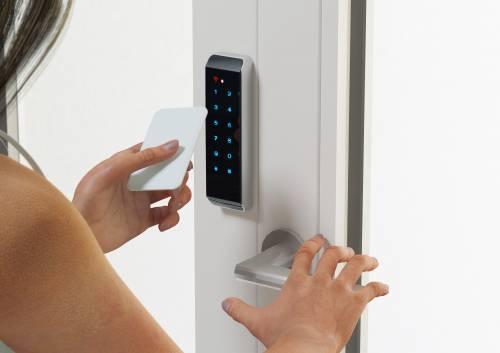 Mở khóa vân tay bằng password