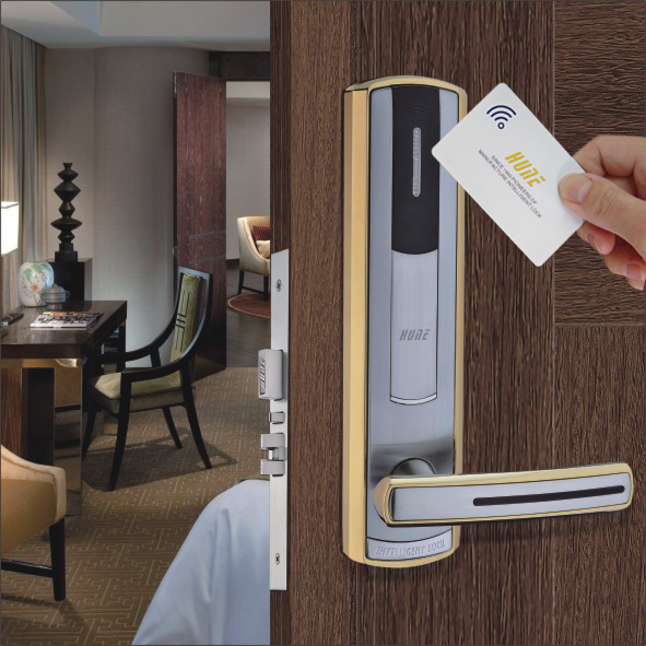Khóa cửa từ - khóa khách sạn