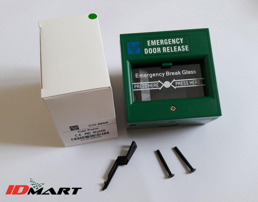 Nút bấm mở cửa khẩn cấp CVI-860A