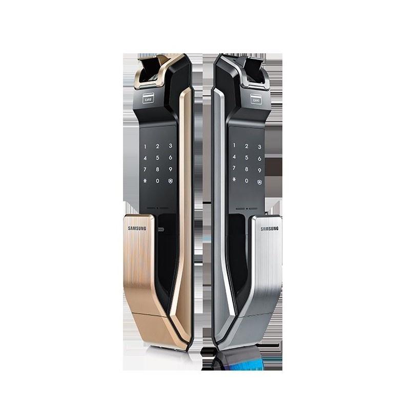 Khóa điện tử samsung SHS-P718 LMK/EN(SILVER)