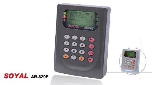 Đầu đọc kiểm soát Soyal AR-829E