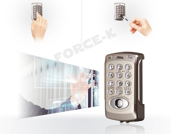 khóa tủ locker Milre MI-1200