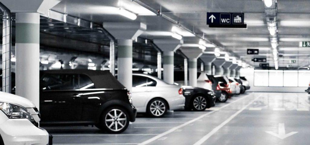 Mô hình quản lý bãi đỗ xe chung cư